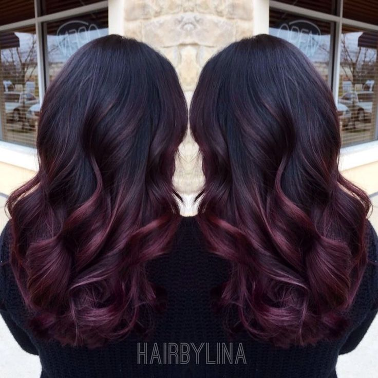 Hmmmm what color of burgundy or red is this...? For my hair...