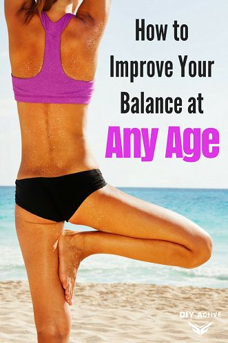From the very young to the very old, balance is something we hardly work on improving... but how? Here's some expert advice on how to improve yours today!