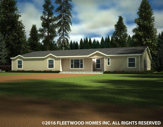 Riverknoll 45765m Fleetwood Homes Homes Pinterest Home
