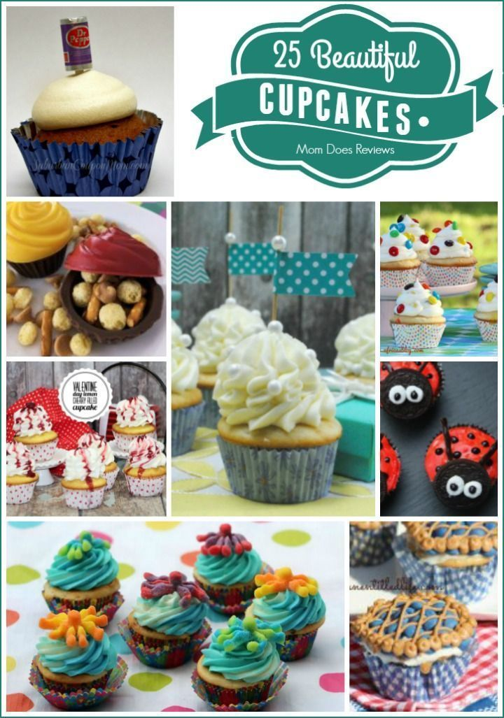 Cakes Cupcakes And Cookies Recipes