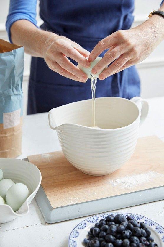 Sophie Conran White Porcelain Batter Jug