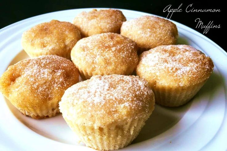 Apple Cinnamon Muffins |