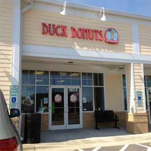 The most AMAZING donuts! Corolla, NC — Currituck Club - Duck Donuts