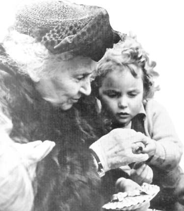 Maria Montessori-the first woman to receive a medical degree in Italy. She became director of a school for the mentally disabled in Rome. While at this school she formulated her educational philosophies. The montessori method, which proudly bears her name promotes hands-on-learning, independence, and a deep respect for all.