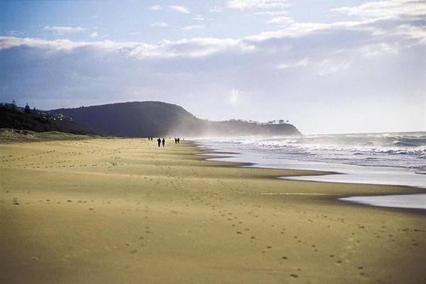 Noosa s beach