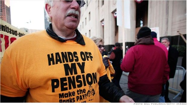 Detroit bankruptcy plan proposes slashing pension benefits up to 34%