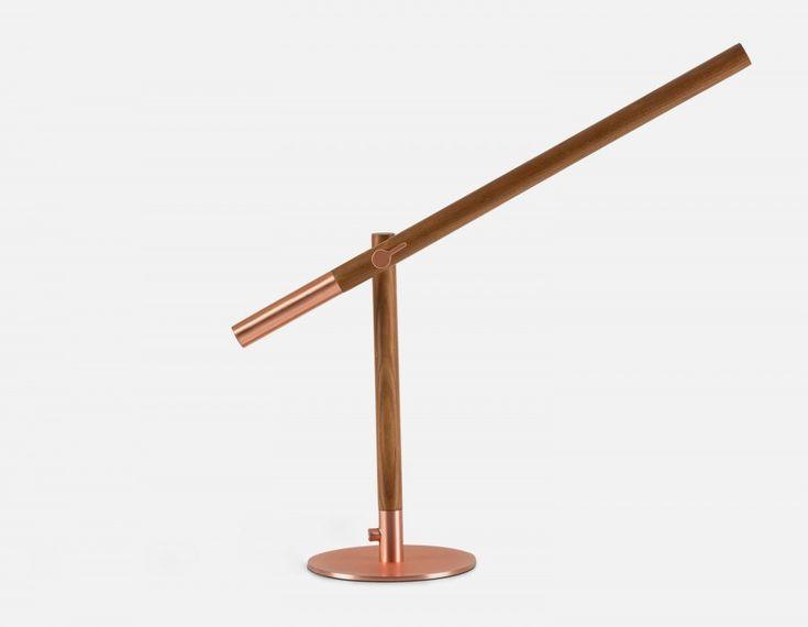 EGAN - Table lamp - Copper