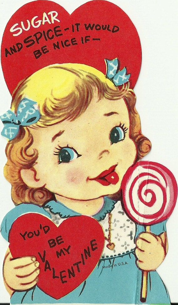 17 Best images about Vintage Valentines – Images of Vintage Valentine Cards