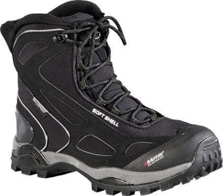 Baffin Men's Snotrek Boots Black 12