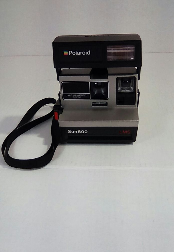 Details About Polaroid Spectra System Instant Film Camera Made In