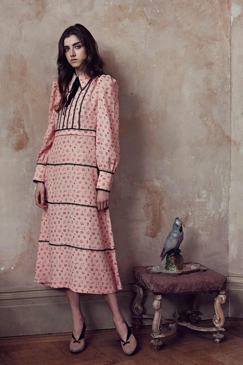 Herfst Kleding Dames 2019.Orla Kiely Resort 2019 Fashion Show Kleding Mode Haute Couture