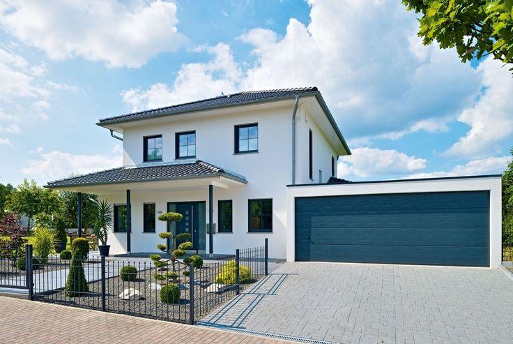 Moderne häuser walmdach  Kundenhaus Primavera - RENSCH-HAUS GMBH | everythg | Pinterest ...