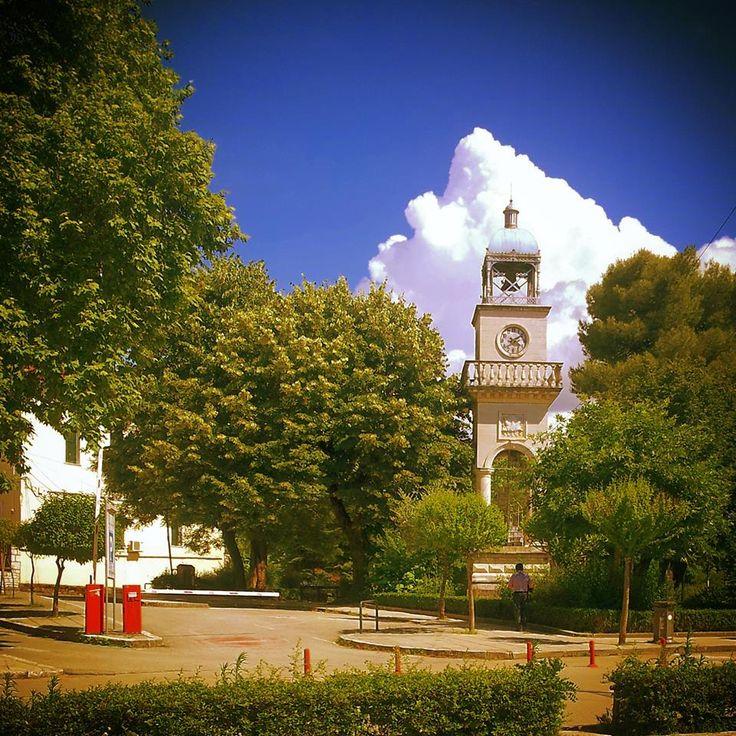 Θερινό ρολόι (© Ioannina Clock Tower)