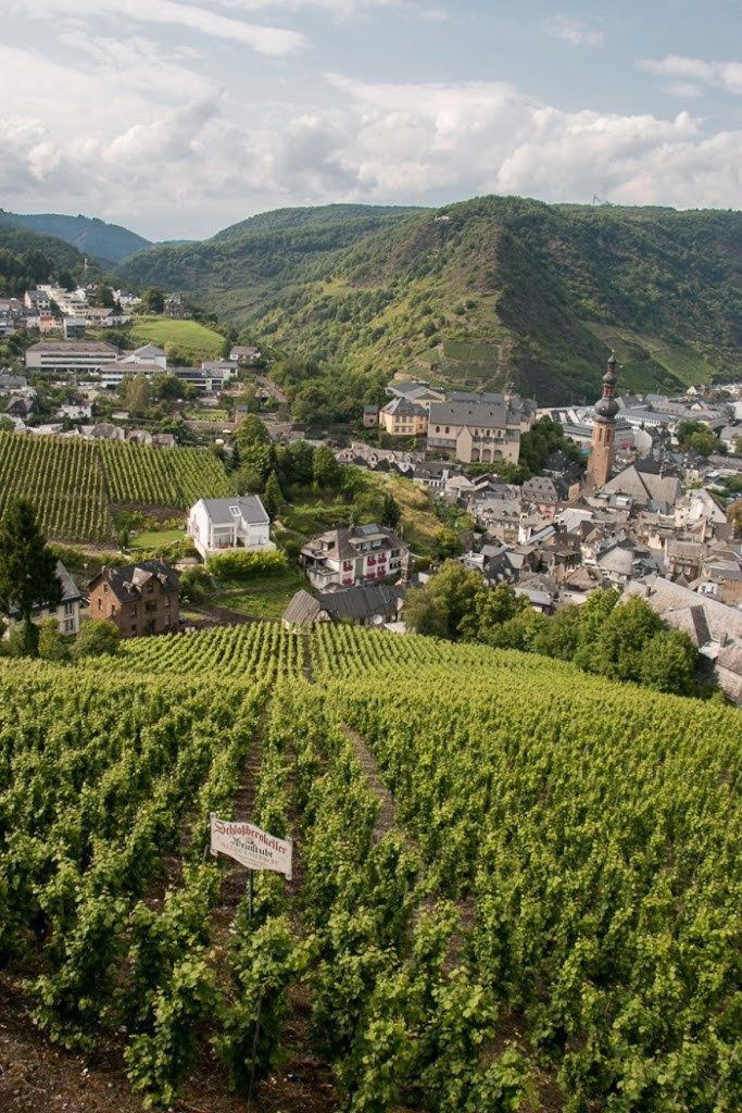 Cochem, Germany, Moselle Valley - Overseas Escape Blog