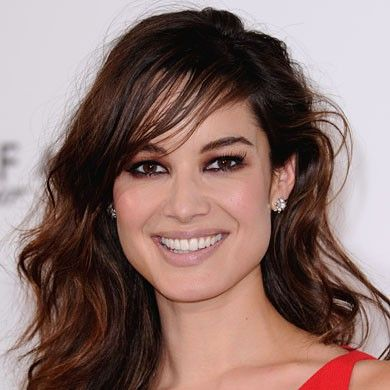 Magnificent Berenice Marlohe Hairstyles 2015 Wallpaper
