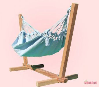 Boy Baby Hammock Blue [Baby and Kids] - €32.50 : High Quality Hammocks, Hanging Chairs, Stands and Accessories, Marañon World of Hammocks