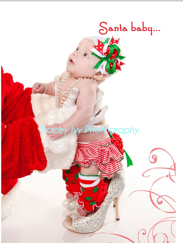 Babys First Christmas Gift Ideas Pinterest : Baby girl first christmas photo ideas imgkid