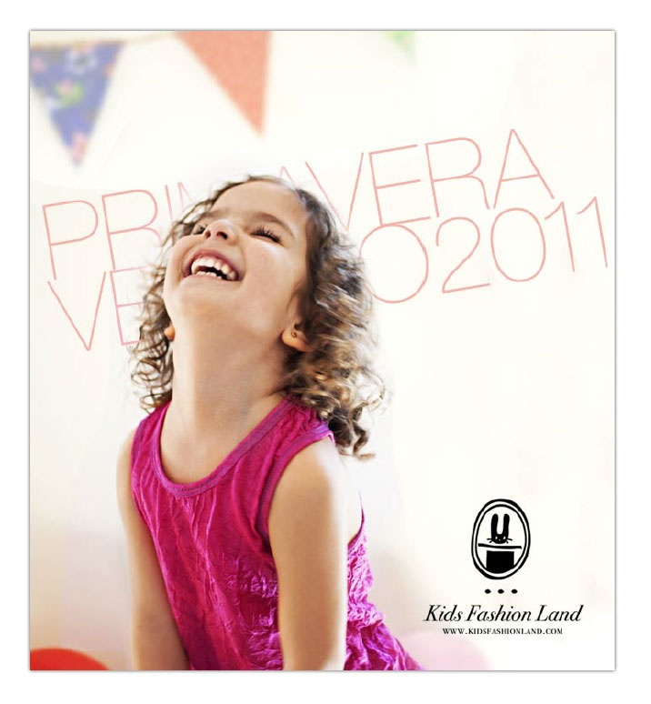 Kids Fashion Land lookbook spring summer 2011