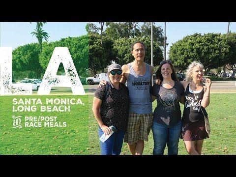 LA Vlog:  Santa Monica Pier + Happy Healthy Vegan!