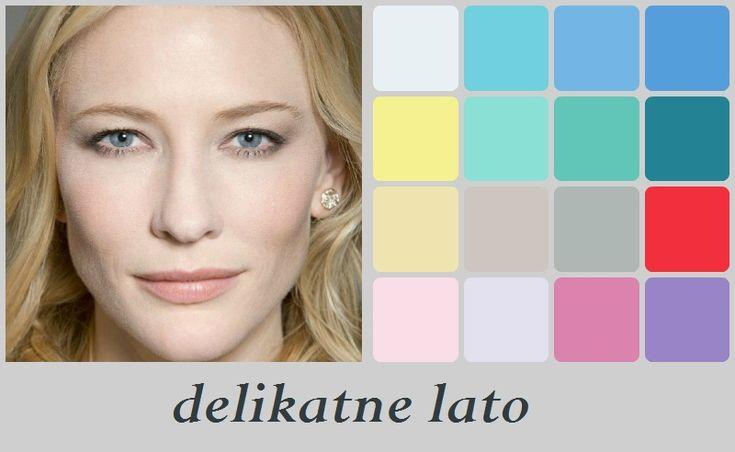 cate blanchett - delikatne lato