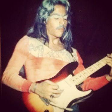 Mexican rocker Carlos Matta