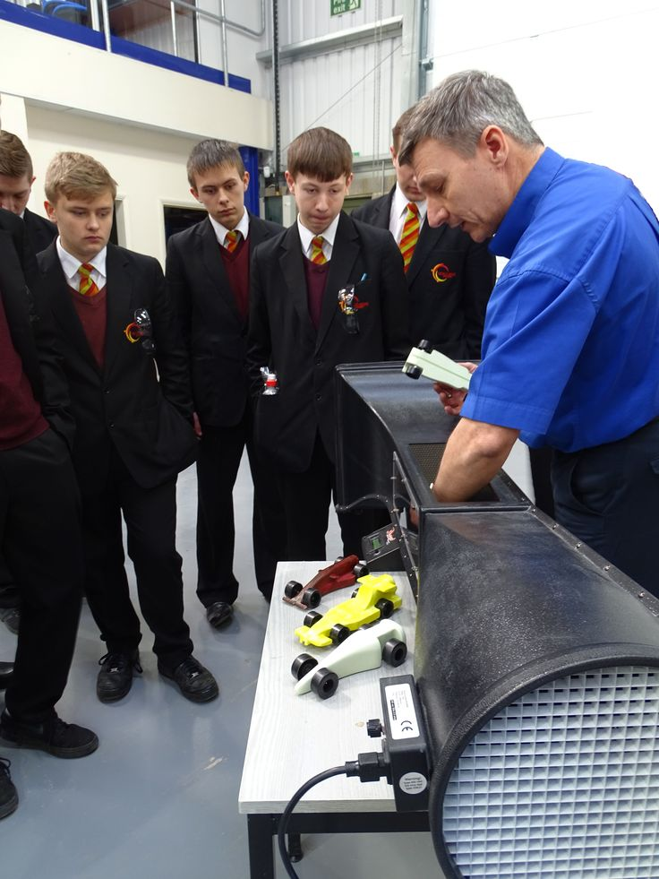 WATA welcomes Neale Wade Academy for a 'Have a Go Event' For National Apprenticeship Week 2016 we are holding more of these events. Follow the link for more info