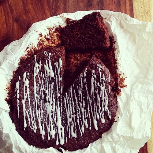 Sticky Ginger Cake. Five on a Treasure Island. — The Little Library Café