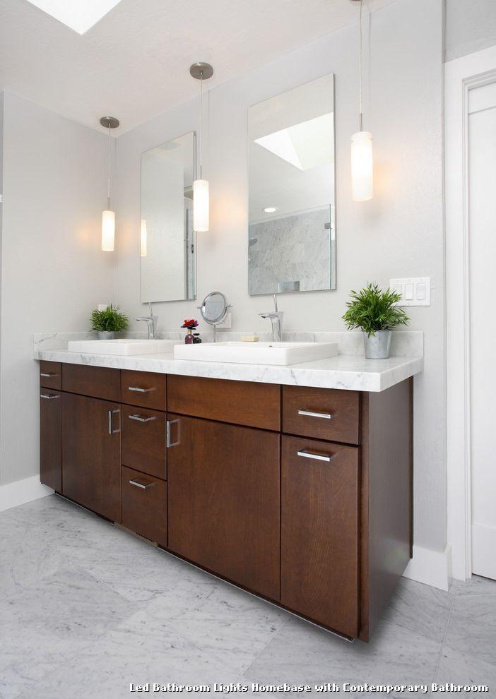 25 best ideas about led bathroom lights on pinterest for Bathroom ideas homebase