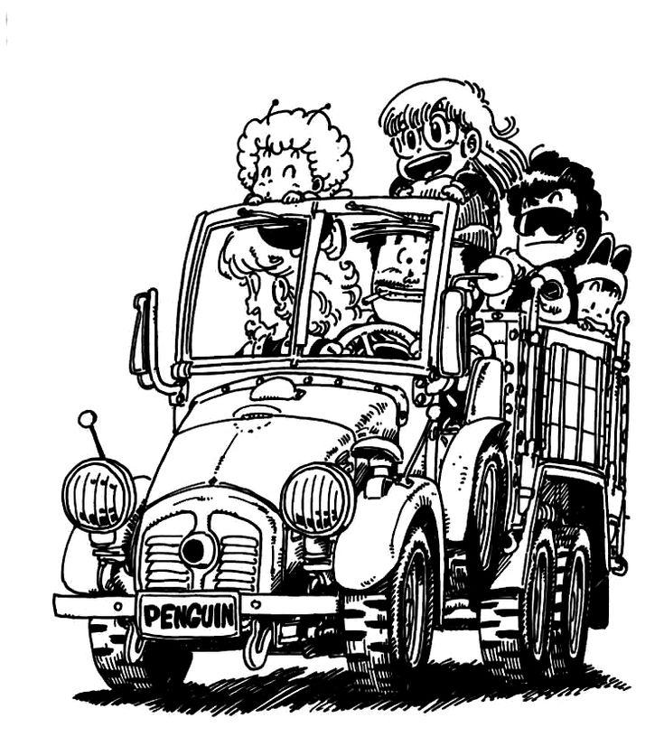 The Art Of Akira Toriyama
