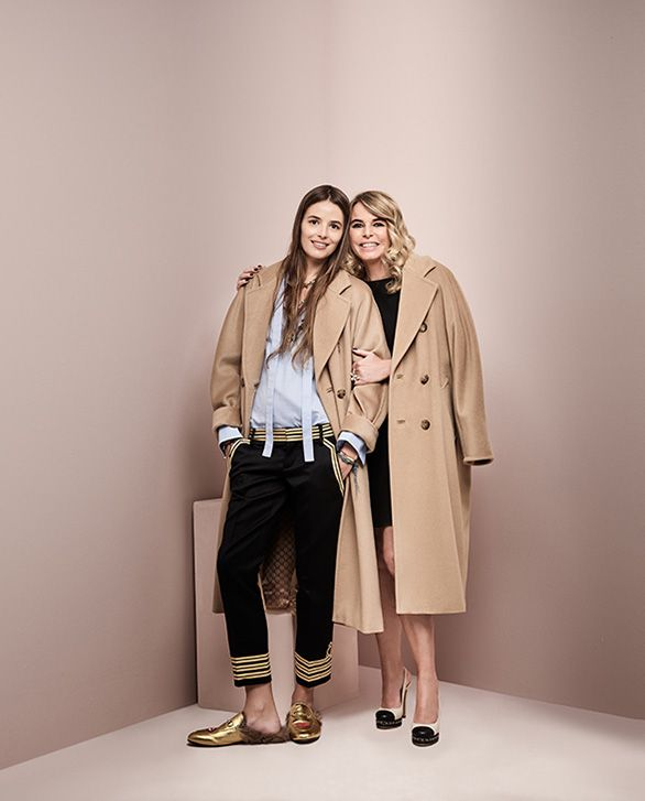The iconic 101801 coat is now available online on maxmara.com. Discover all the ways to wear this fashion icon.