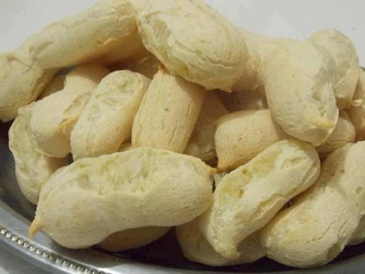 Biscoito de polvilho. Quem consegue parar de comer? #semglúten