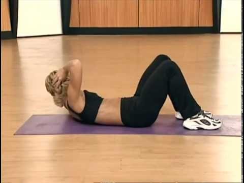 10 лучших упражнений для плоского живота