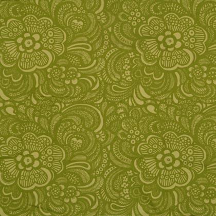 Porin puuvilla fabric by Raili Konttinen  1966