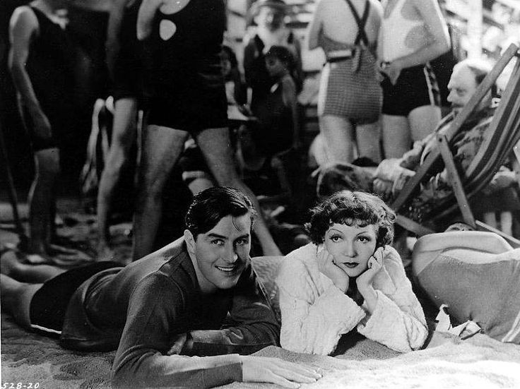 Claudette Colbert in Gilded Lily, movie 28