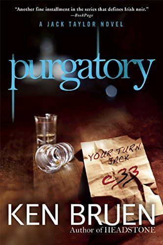Jack Taylor 10 - Purgatory (2013) - Ken Bruen