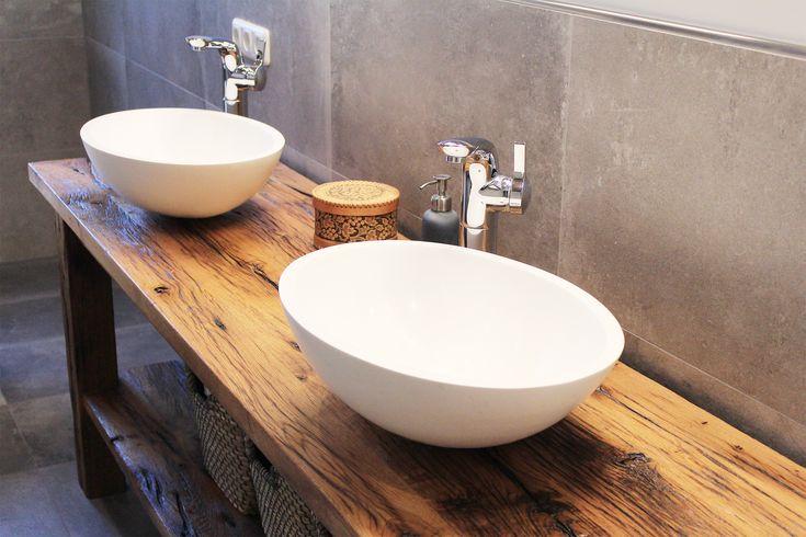 47 besten altholz im badezimmer bilder auf pinterest. Black Bedroom Furniture Sets. Home Design Ideas
