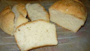 Gluténmentes kenyér készítése lépésről-lépésre