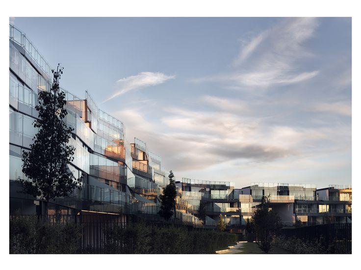 Milanofiori Housing Complex, Assago by OBR
