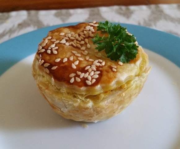 Recipe Chicken & Vegetable Pie Filling - Thermomumma by _b_e_v_ - Recipe of category Main dishes - meat