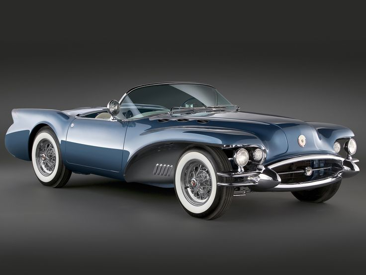 1954 Buick Wildcat II – Wild Machine