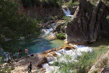 Imágenes de Mis viajes. Nacimiento del Río Borosa Laguna de Aguas Negras Lag
