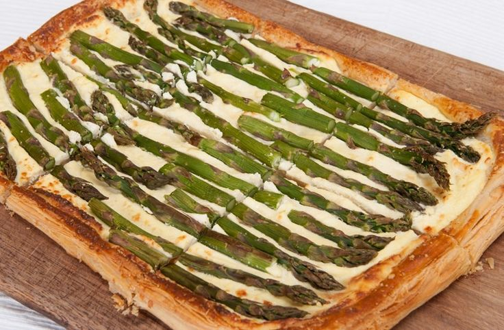 #asparagus #vegetarian #ricotta #seasonalcooking