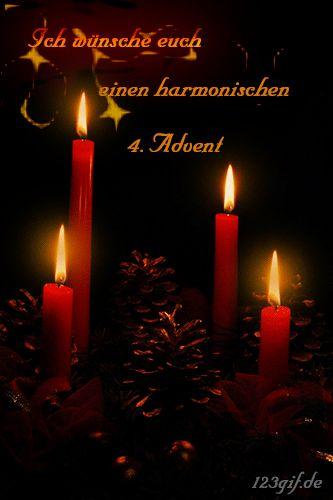 4.Advent Bild 4.advent-0009.gif kostenlos auf deiner Homepage einbinden oder als Grußskarte versenden | 123gif.de