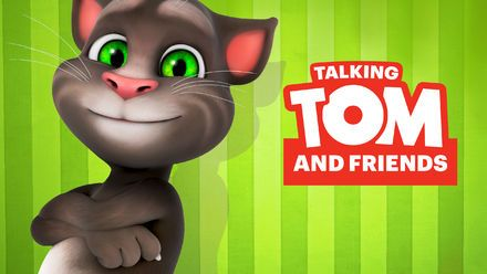"""Check out """"Talking Tom and Friends"""" on Netflix"""