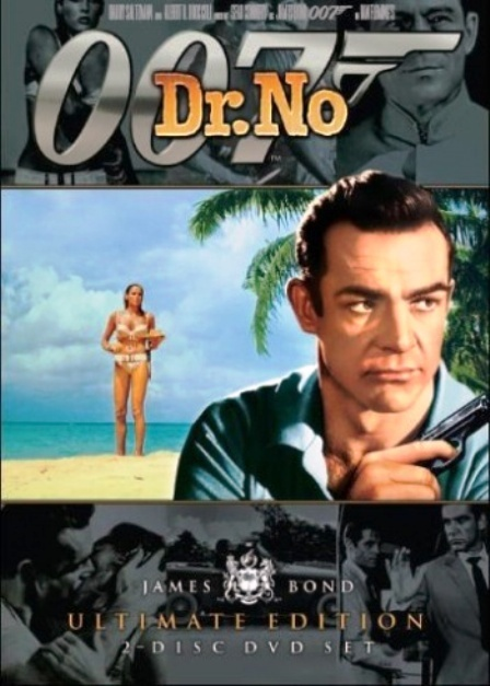"""""""Sean Connery can't play the sophisticated James Bond. He looks like a bricklayer.""""  ~ Producers of the first 007 film, """"Dr. No,"""" 1962"""