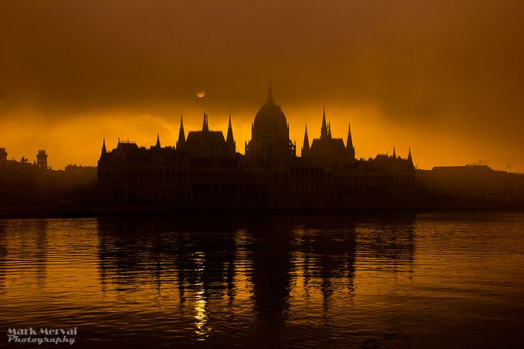Foggy morning Budapest by Mark Mervai on 500px