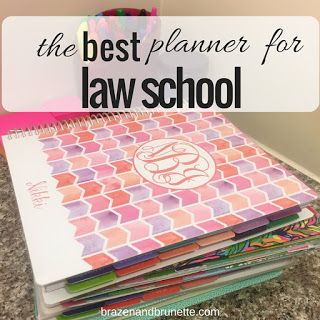 51 best 1l prep images on pinterest law school law students and the best planner for law school coupon code fandeluxe Images
