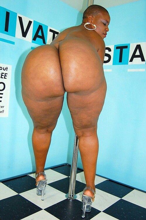 Big brown booty ass