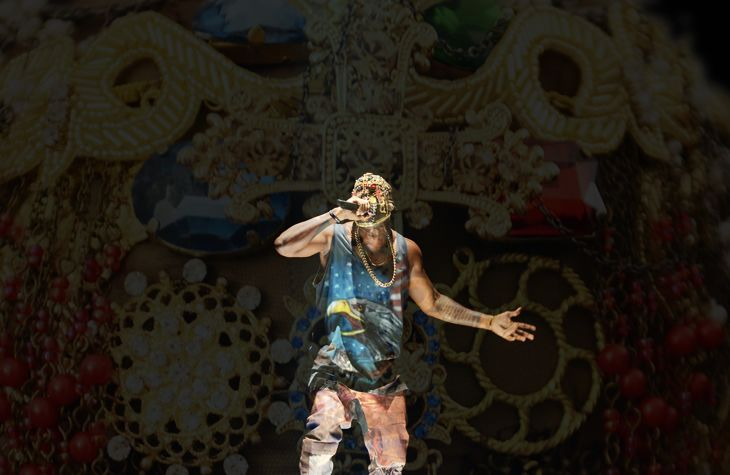 Kanye NY