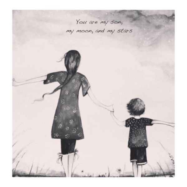 Loving Mother And Son Quotes With The Deep Meaning Son Love Quotes Love My Son Quotes Mothers Love For Her Son